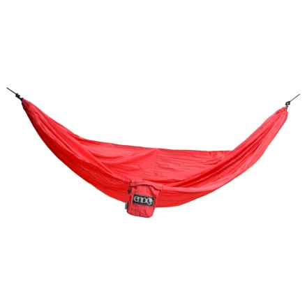 ENO RestNest Hammock in Red - Closeouts