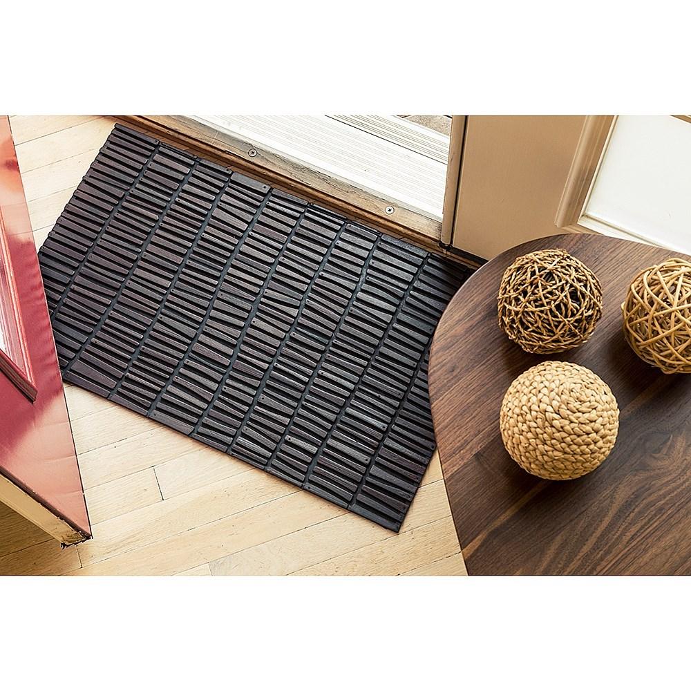 Rubber mats alberta -  Entryways Recycled Rubber Door Mat