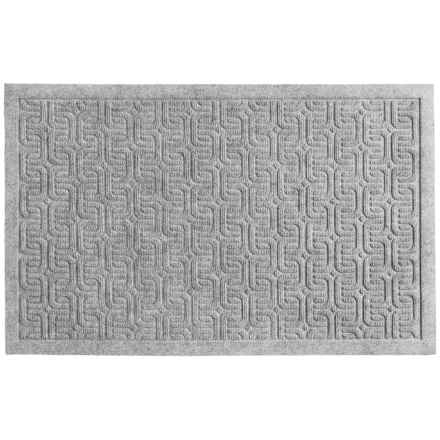 "Entryways Weather Beater Entry Door Mat - 22x35"", Polypropylene in Geometric - Closeouts"