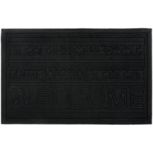 "Entryways Weather Beater Entry Door Mat - 22x35"", Polypropylene in International Welcome - Closeouts"