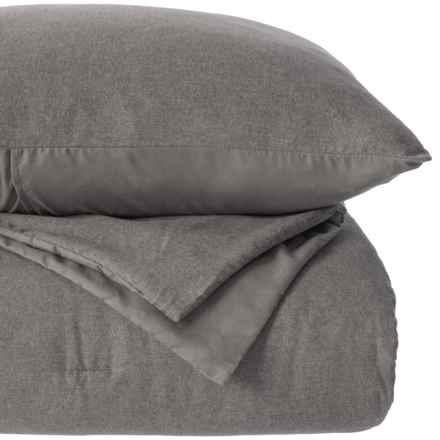 EnVogue Eastwood Fabrics Garrett Yarn-Dyed Comforter Set - Twin-Twin XL in Grey - Closeouts