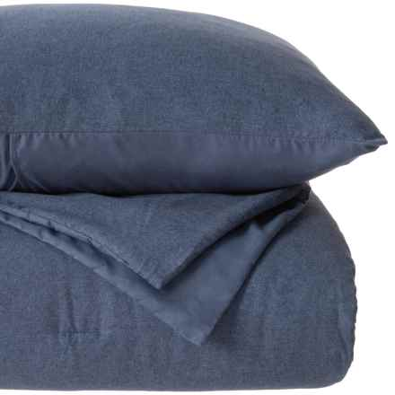 EnVogue Eastwood Fabrics Garrett Yarn-Dyed Comforter Set - Twin-Twin XL in Navy - Closeouts