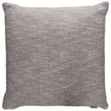 "EnVogue Ellis Diamond Decor Pillow - 22x22"", Duck Feathers"