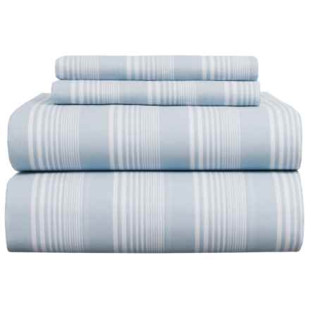 EnVogue Marceline Sheet Set - Full in Blue Bell - Closeouts