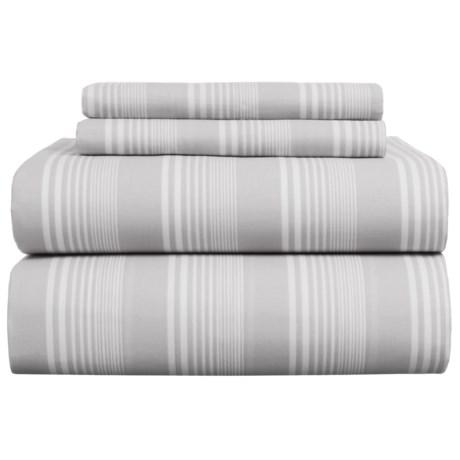 EnVogue Marceline Sheet Set - Full in Grey