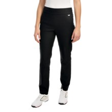 EP Pro Bi-Stretch Slim Ankle Pants (For Women) in Black - Closeouts