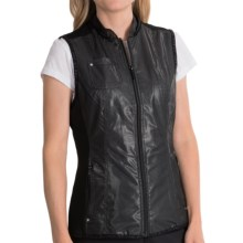 EP Pro Fancy That Vest - Full Zip (For Women) in Black - Closeouts