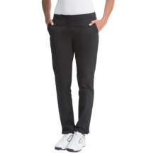 EP Pro Fast Track Ankle Golf Pants (For Women) in Black - Closeouts
