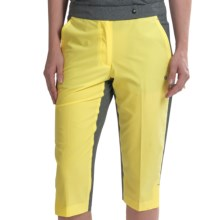 EP Pro Graysun Yoga Crop Pants (For Women) in Grey Goose Multi - 2nds
