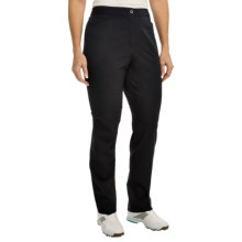 EP Pro Tour Tech Stretch Pants (For Women) in Black - Closeouts