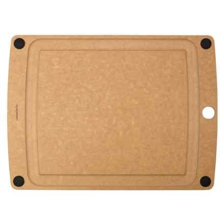 "Epicurean All-in-One Cutting Board - 17.5x13"" in Natural - 2nds"