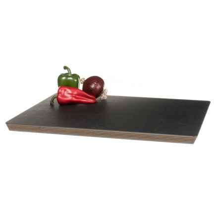 """Epicurean Big Block Cutting Board - 21x16"""" in Slate/Natural - 2nds"""
