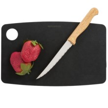 """Epicurean Breakfast Cutting Board - 10x6"""" in Slate - 2nds"""