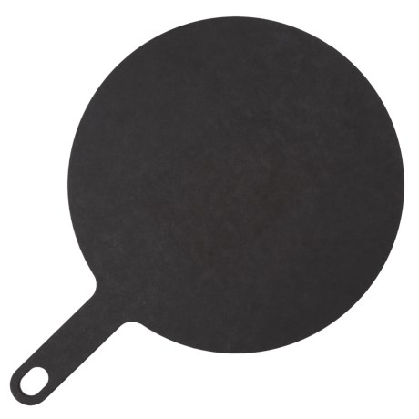 "Epicurean Commercial Round Pizza Board - 14"" in Slate"