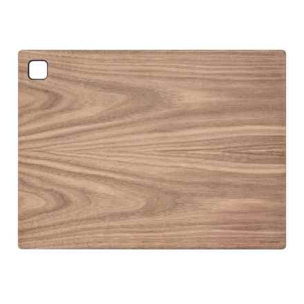 "Epicurean Cutting Board - 15x11.25"" in Walnut/Slate - 2nds"