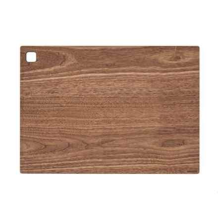 "Epicurean Cutting Board - 18x13"" in Walnut/Slate - 2nds"