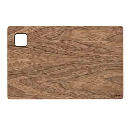 """Epicurean Cutting Board - 9.5x6"""" in Walnut/Slate - 2nds"""
