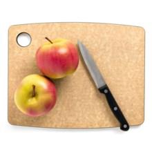"""Epicurean Gourmet Series Cutting Board - 12x9"""" in Natural/Slate Core - 2nds"""