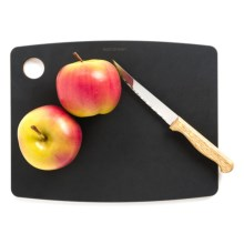 "Epicurean Gourmet Series Cutting Board - 12x9"" in Slate / Natural Core - 2nds"