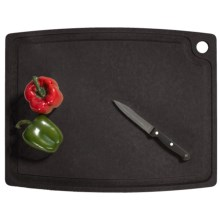 "Epicurean Gourmet Series Grooved Cutting Board - 20x15"" in Slate W/Groove - 2nds"