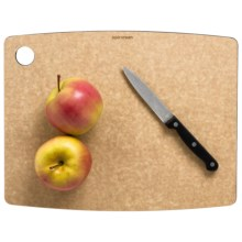 "Epicurean Kitchen Series Cutting Board - 15x11"" in Natural / Slate Core - 2nds"