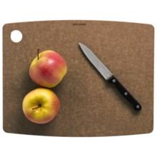 "Epicurean Kitchen Series Cutting Board - 15x11"" in Nutmeg - 2nds"