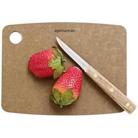 """Epicurean Kitchen Series Cutting Board - 8x6"""" in Natural Ii - 2nds"""