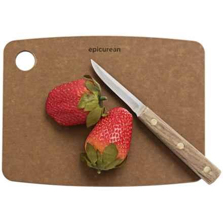 "Epicurean Kitchen Series Cutting Board - 8x6"" in Nutmeg - 2nds"