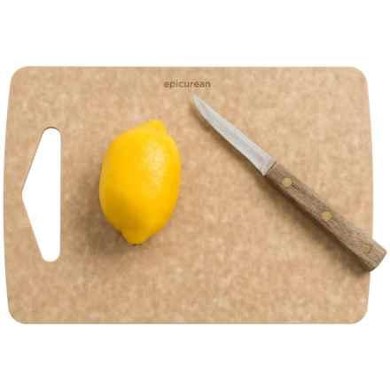 """Epicurean Prep Series Cutting Board - 10x7"""" in Natural - 2nds"""