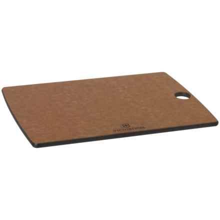 "Epicurean Small Cutting Board - 9.5x6"" in Nutmeg/Slate - 2nds"