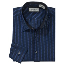 Equilibrio Circle Sport Shirt - Long Sleeve (For Men) in Blue