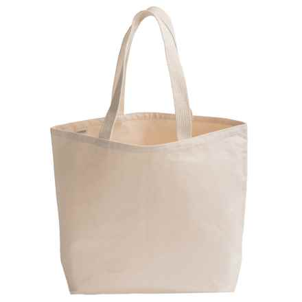Equinox The Tote Bag in Natural - Closeouts