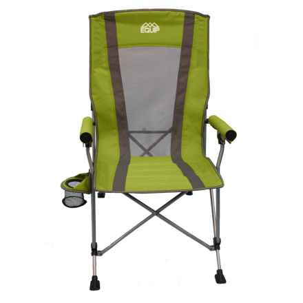 Equip 3-Position Chair in Moss Green - Closeouts