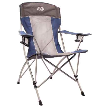 Equip High Back Chair in Glacier Blue - Closeouts