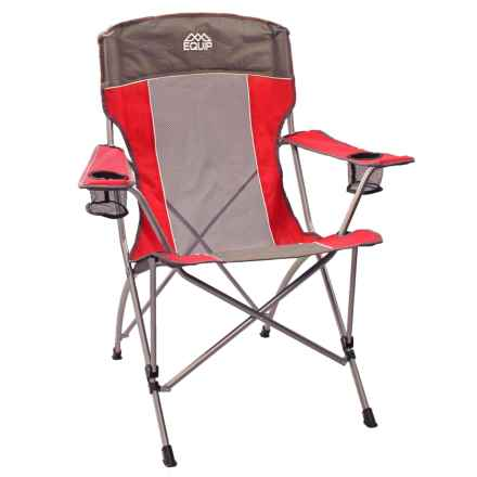 Equip High Back Chair in Tomato Red - Closeouts