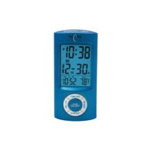 Equity by La Crosse Technology Digital Pocket Alarm in Blue - Closeouts