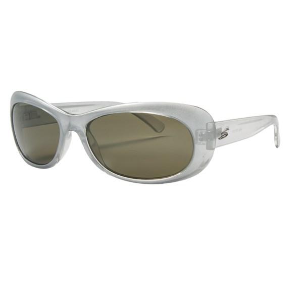 Serengeti Bella Sunglasses - Polarized, Photochromic Glass Lenses (For Women)