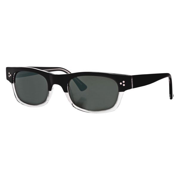 Reptile Gilbert Sunglasses - Polarized Glass Lenses