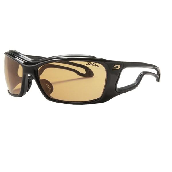 Julbo Pipeline Sunglasses - Photochromic Zebra (R) Lenses