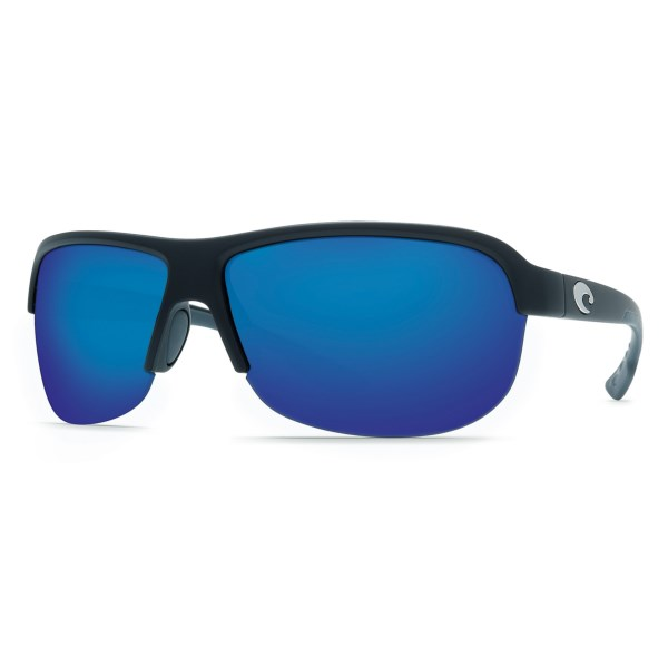 Costa Coba Sunglasses - Polarized, Mirrored 580P Lenses