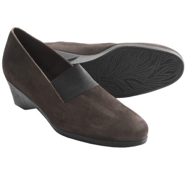 Arche Eonon Wedge Shoes - Nubuck (For Women)