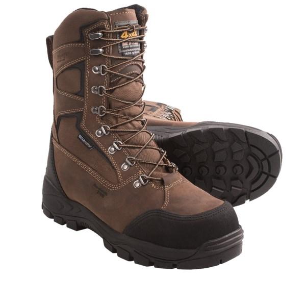 Carolina Shoe EH Work Boots - Waterproof, Insulated (For Men)