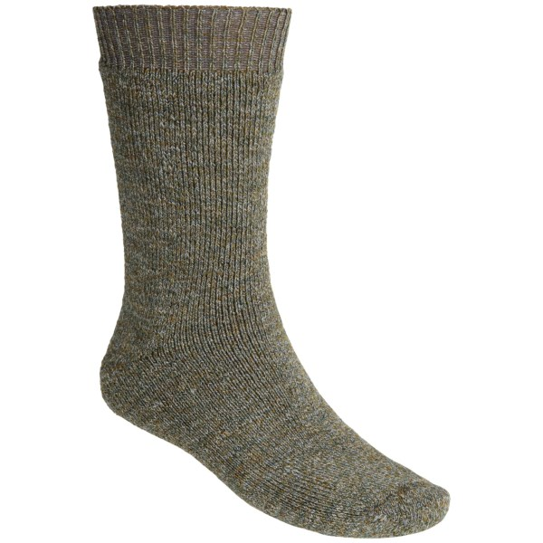 2NDS . Explorer socks from Bridgedale of Ireland surround your feet with a dense, cushion-loop wool that traps air and cushions the foot for exceptional warmth and even better comfort. Available Colors: NAVY, SAGE / NATURAL, LIGHT BROWN, GREY TWEED, PLAIDS, PRINTS, PATTERNS, ETC., DARK BROWN, TAUPE, SAGE TWEED, TAL, DK OLIVE, RED, DARK CHARCOAL, PLAIDS, PRINTS, PATTERNS, ETC., DARK RED, ECRU, BLACK, CHERRY, GREY, DERBY GREEN. Sizes: M, XL, S, L.