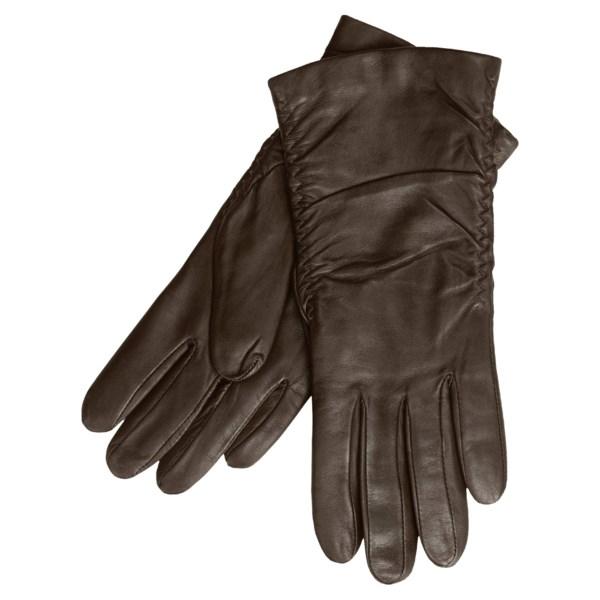Cire By Grandoe Lambskin-cashmere Gloves (for Women)