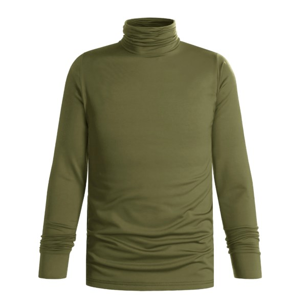photo: Wickers Men's Midweight Comfortrel Turtleneck