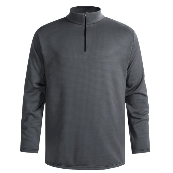 photo: Wickers Expedition Weight Long Sleeve Top - Zip Neck