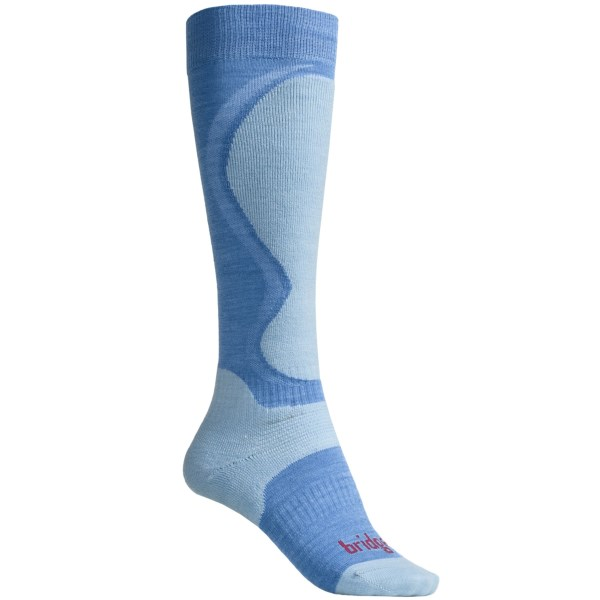 Bridgedale Merino Wool Ski Socks - Lightweight (For Women)