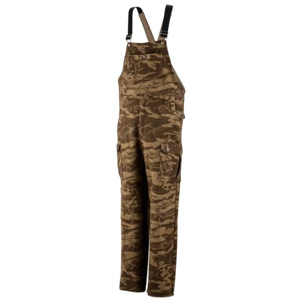 Columbia Sportswear Gallatin Range Bib Overalls - Wool (For Men)