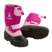 Kamik Ice Castle Winter Boots Waterproof For Kids and Youth