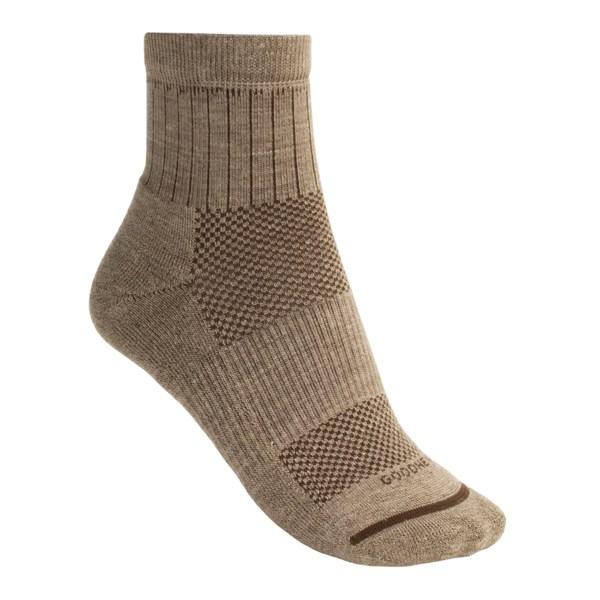 photo: Goodhew Sedona Quarter Sock